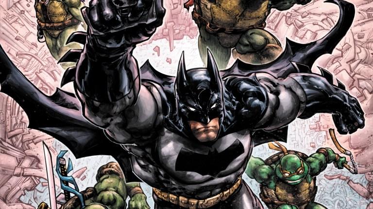 Batman and Teenage Mutant Ninja Turtles III