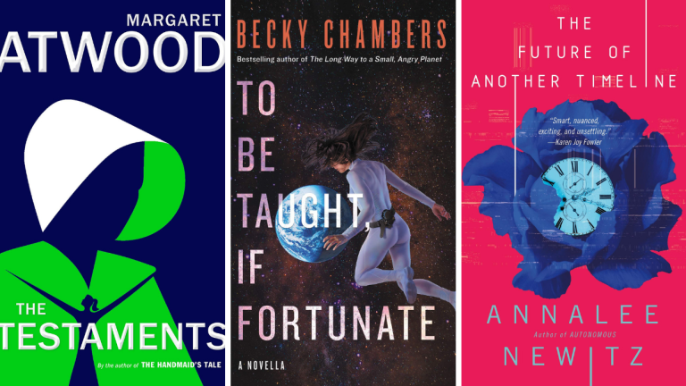 New Science Fiction Books February 2019