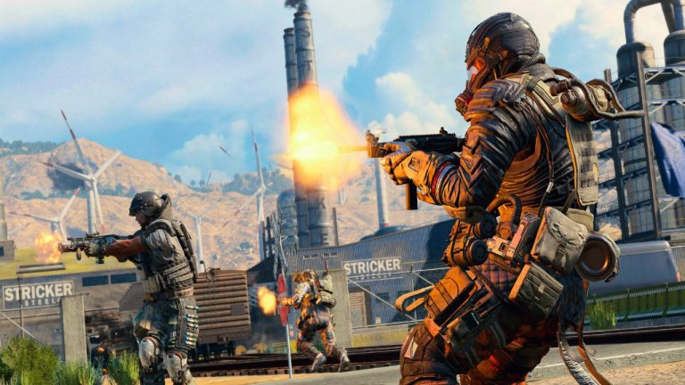 Call of Duty 2019 Single Player Campaign