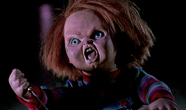 Brad Dourif as Chucky in Child's Play 2