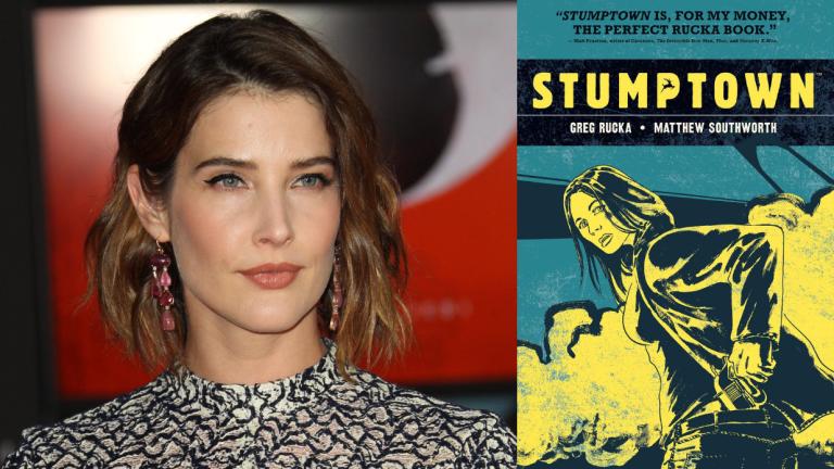 Cobie Smulders, Stumptown Graphic Novel