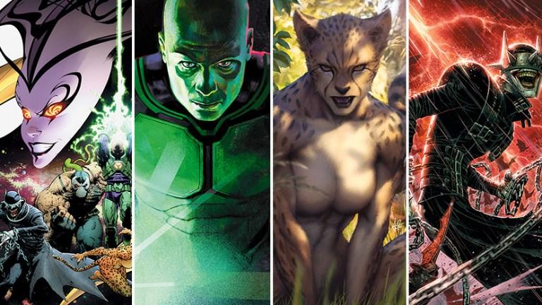 DC Comics Year of the Villain