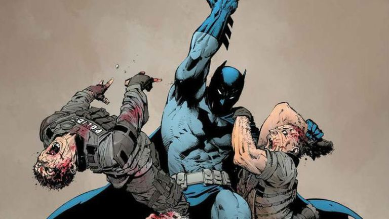 DCeased: Batman vs Zombies