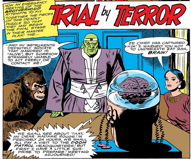 The Doom Patrol A Guide To The Misfit Heroes Of The Dc Universe