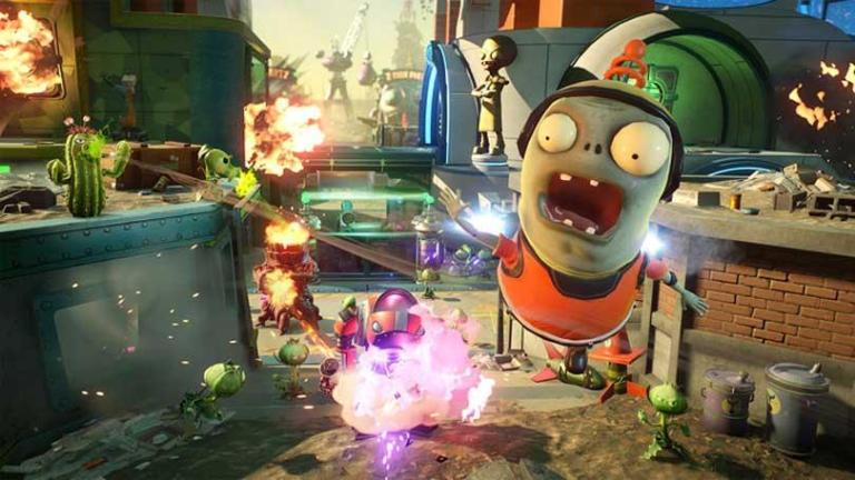 EA Plants Zombies Need for Speed