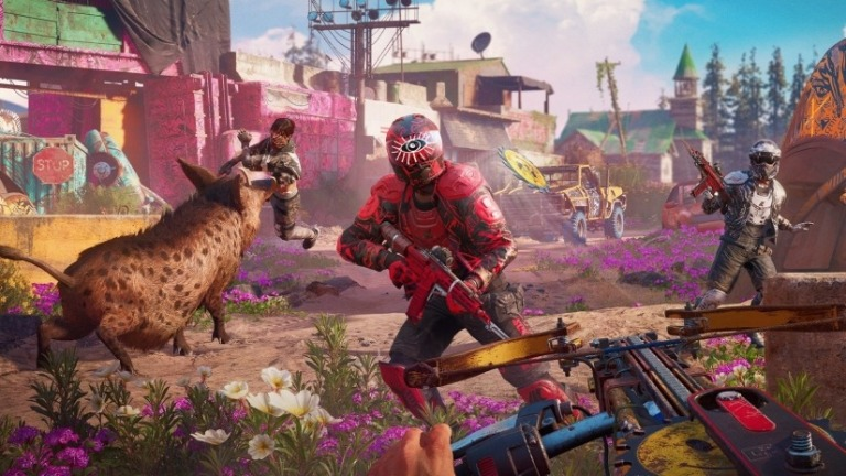 Far Cry New Dawn Review A Beautiful Post Apocalypse Den Of Geek