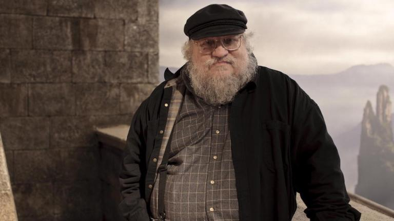 George R.R. Martin Working on Game