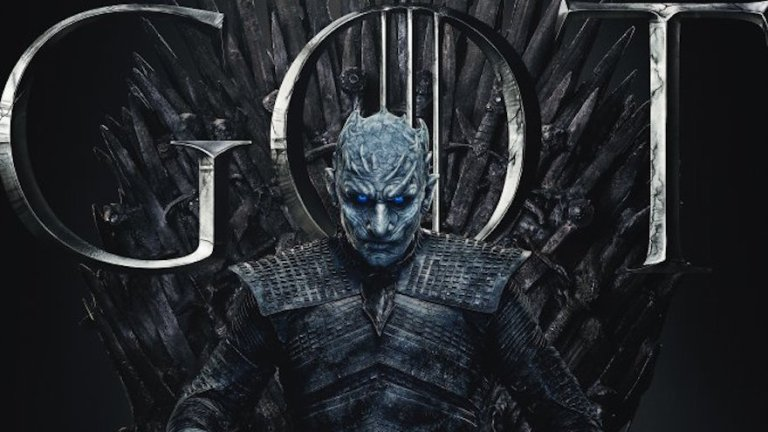 Game of Thrones Season 8 Posters Revealed Night King