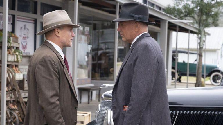Highwaymen Trailer Kevin Costner Woody Harrelson