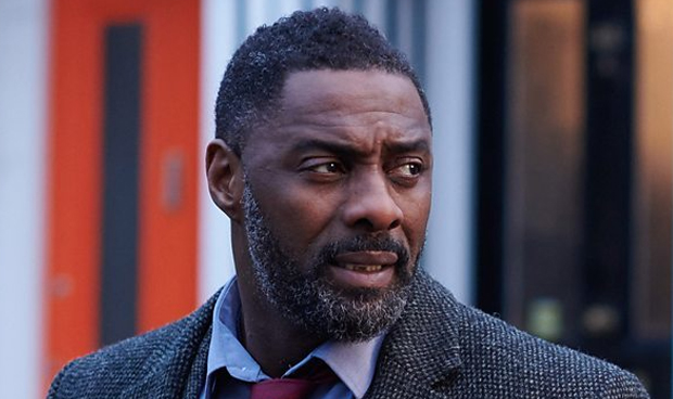Idris Elba in Luther Season 5; BBC