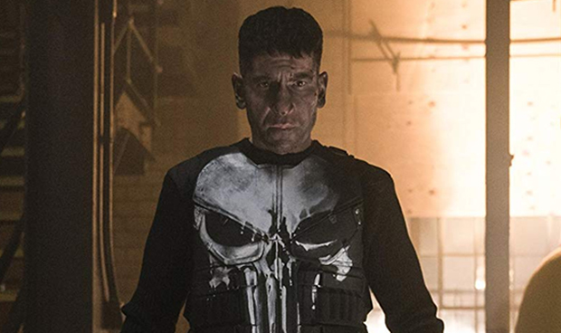 Jon Bernthal as Frank Castle in Netflix's The Punisher Season 2