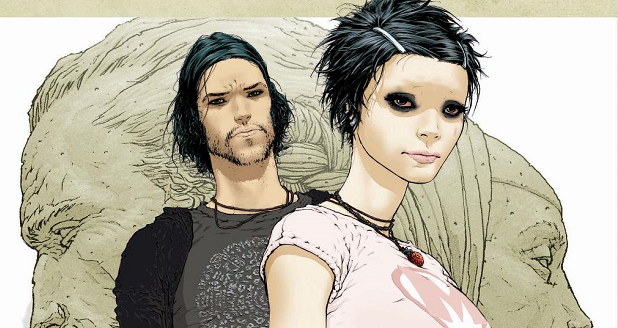 Jupiter's Legacy: Image Comics, Frank Quitely