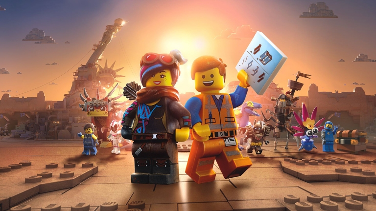 The Lego Movie 2 Review More Weird Not Quite As Wonderful Den Of Geek