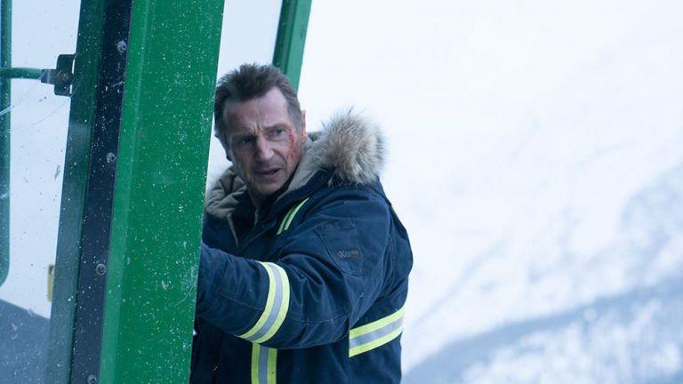 Liam Neeson Cold Pursuit Interview