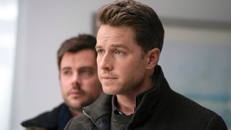 Ben and Zeke in Manifest