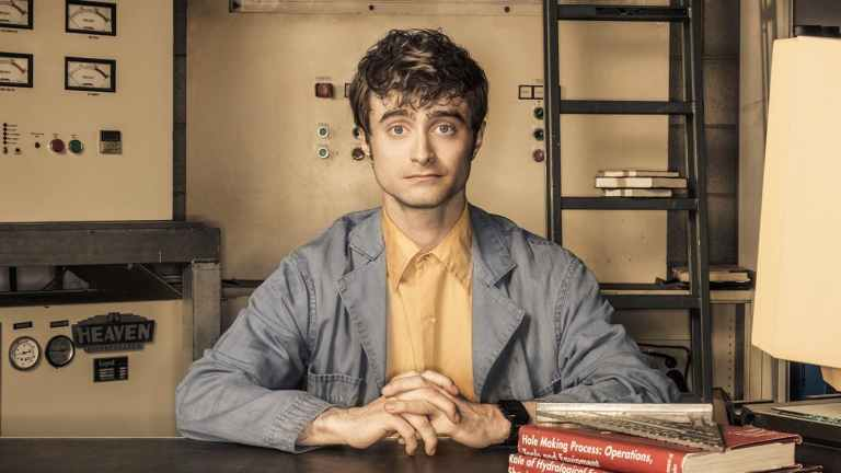 Miracle Workers Daniel Radcliffe