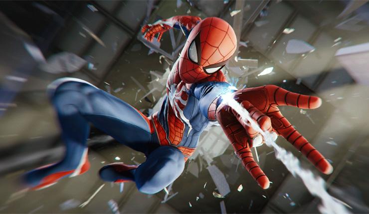 Spider-Man PS4 Price Cut