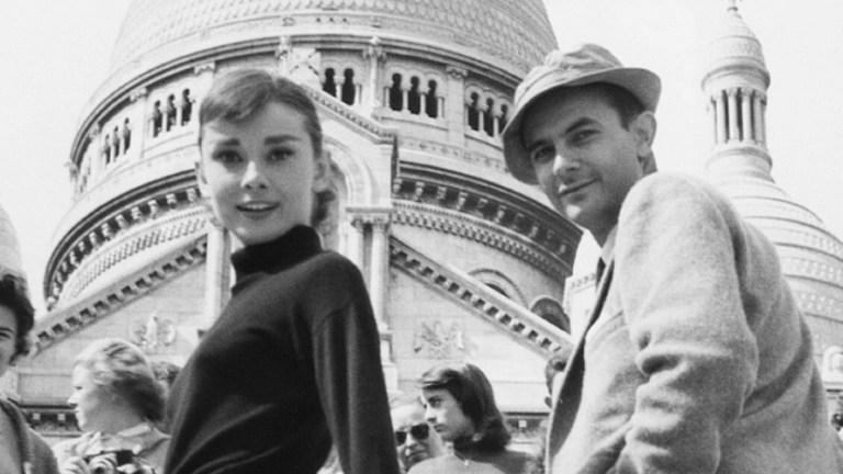 Stanley Donen Dies Audrey Hepburn Funny Face