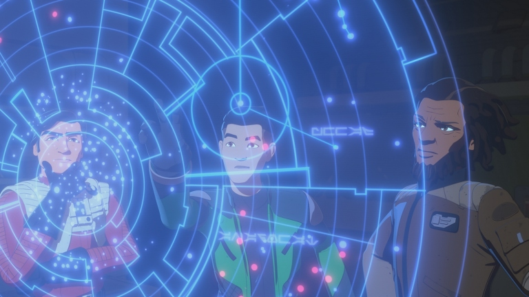 Star Wars Resistance Episode 17: The Core Problem
