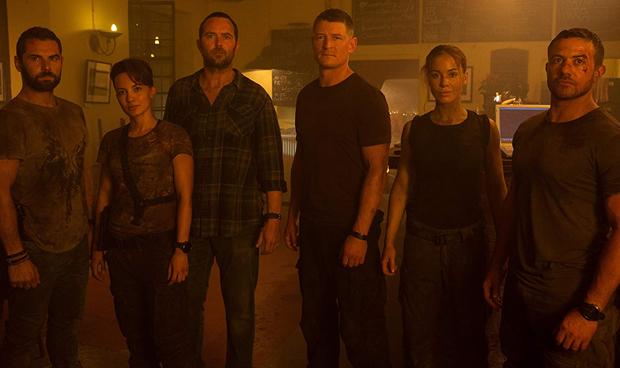 Strike Back Season 6 Cast, Cinemax