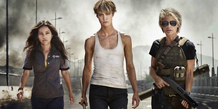 Terminator 6 Cast Photo