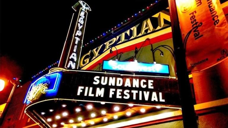 Sundance Film Festival marquee