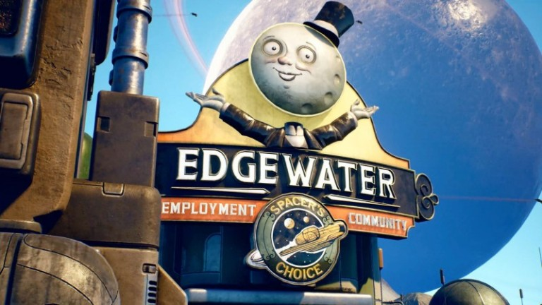 The Outer Worlds Horror Story Corporations