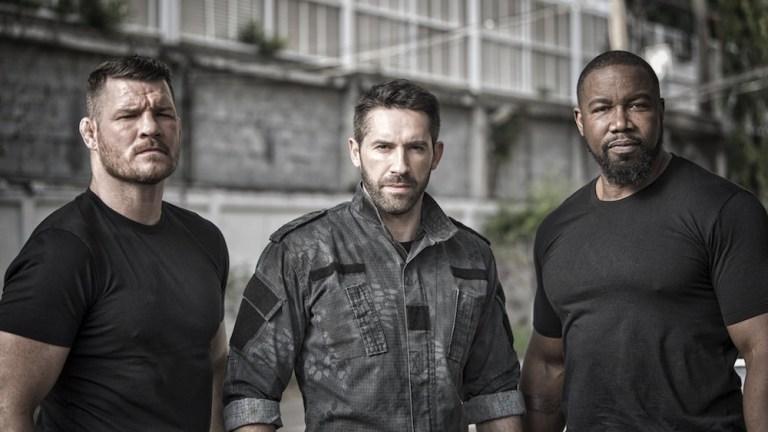 Triple Threat Trailer Scott Adkins