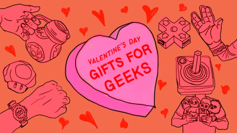 Valentine's Day For Geeks: Best Geeky Gift Guide 2019