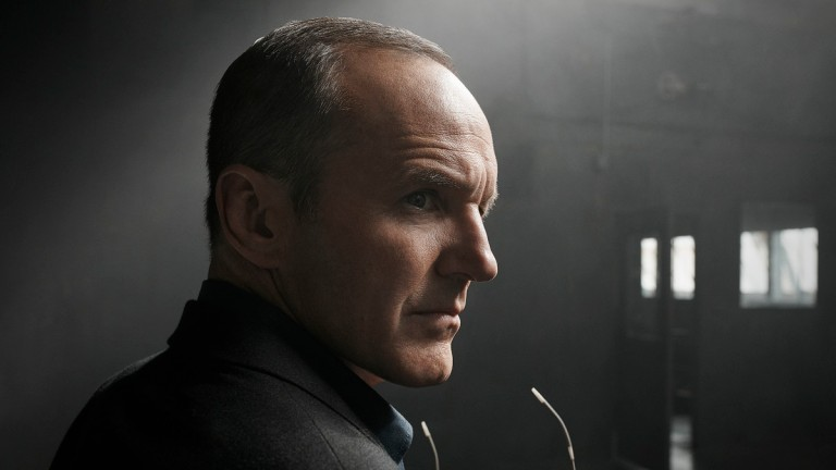 Clark Gregg as Phil Coulson in Agents of SHIELD