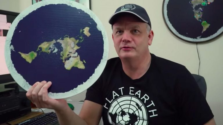 Behind The Curve Takes on the Flat-Earth Movement