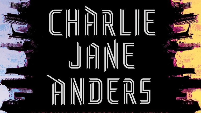 City in the Middle of the Night by Charlie Jane Anders Cover