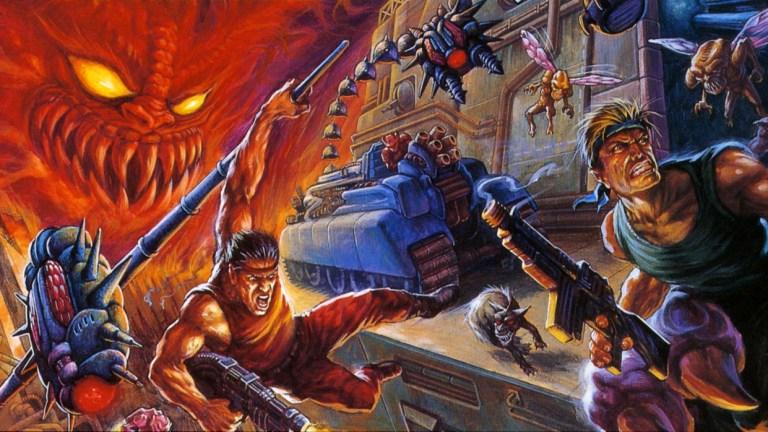 Contra Konami Aracde Collections Release Date