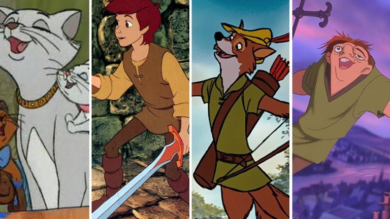 Live-action Disney Movies for Adults