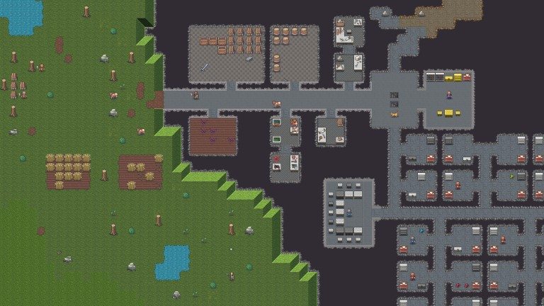 Dwarf Fortress Steam Remake