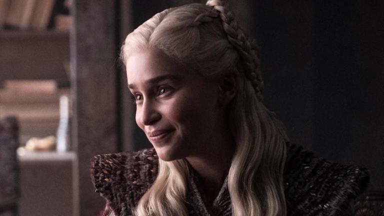 Game of Thrones Season 8 Premiere Photos Daenerys Emilia Clarke