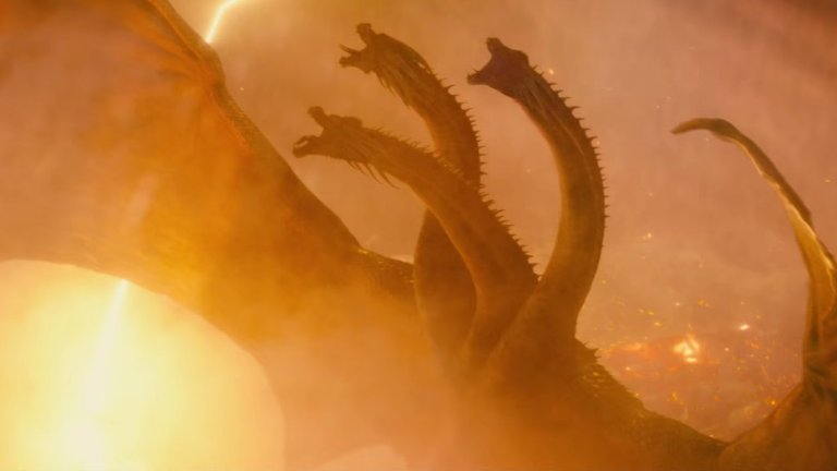 Ghidorah in Godzilla: King of the Monsters