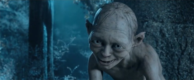 The Lord of the Rings: Gollum Game