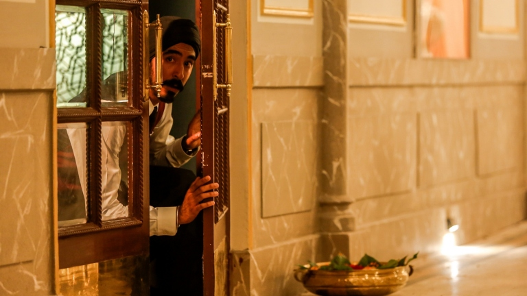 Dev Patel in Hotel Mumbai Review