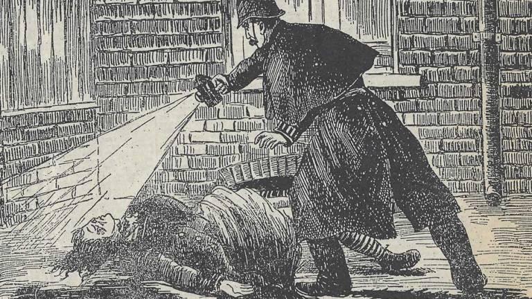 Jack the Ripper Catherine Eddowes