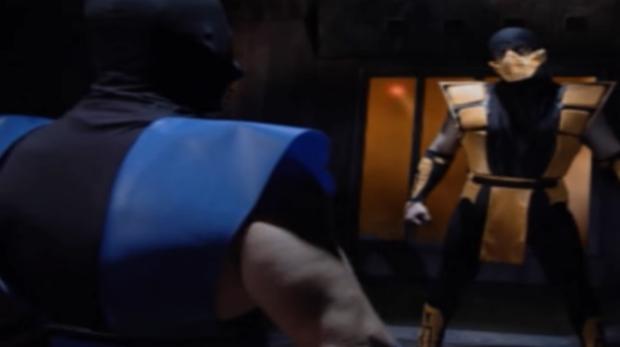 Mortal Kombat The History Of Scorpion Den Of Geek
