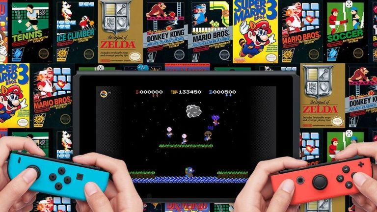 Nintendo Switch on Google Chrome