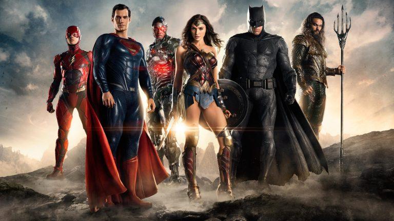 DCEU Justice League DC Superhero Movies