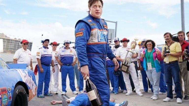 Brendan Fraser as Cliff Steele on DC Universe's Doom Patrol
