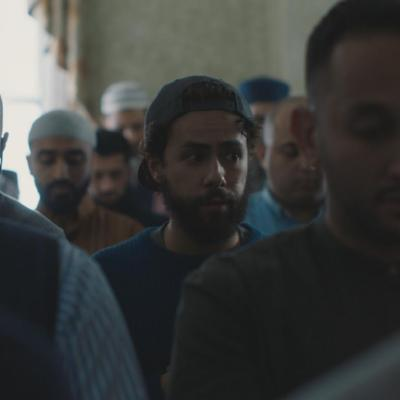 Ramy Youssef stars in the Hulu series Ramy.