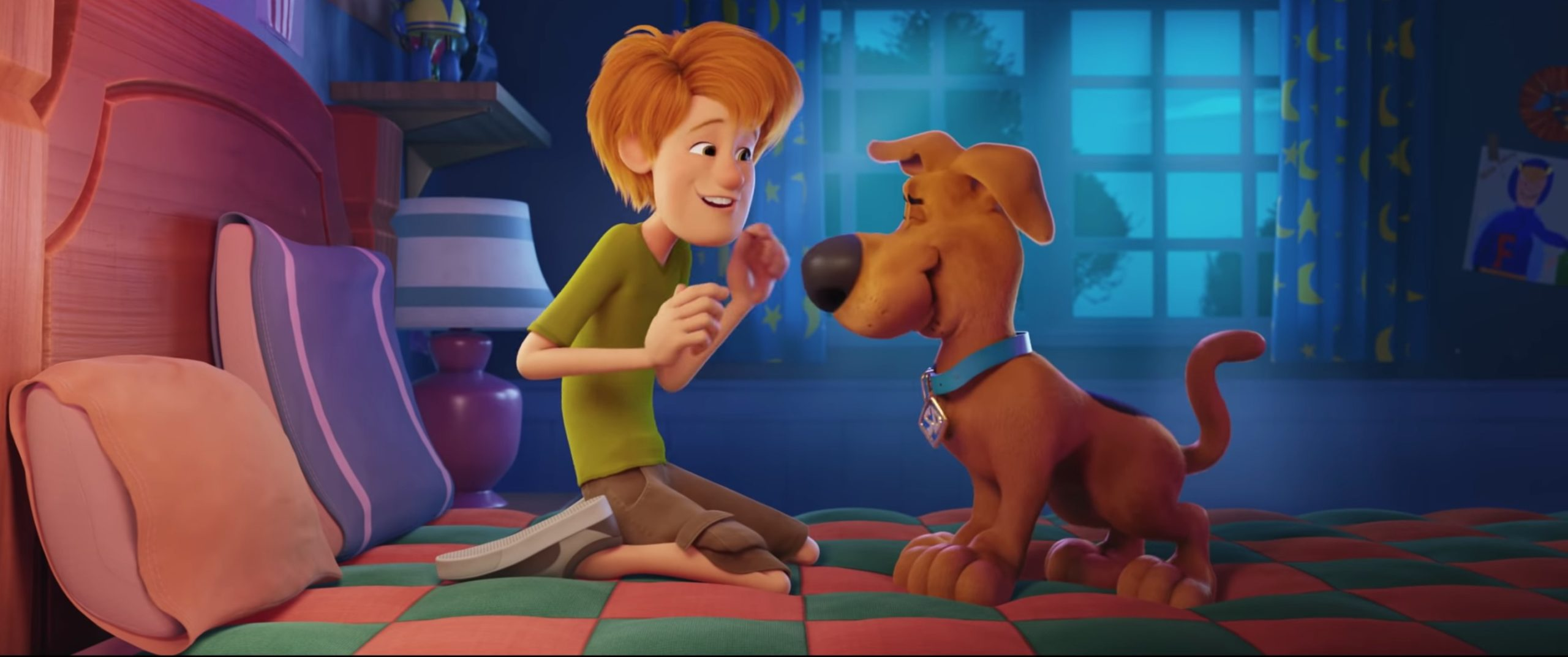 Image result for scoob trailer dog young