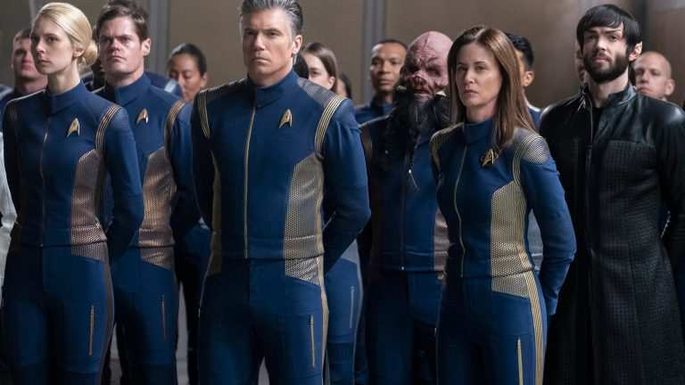 Star Trek Discovery Season 2 Episode 10 The Red Angel