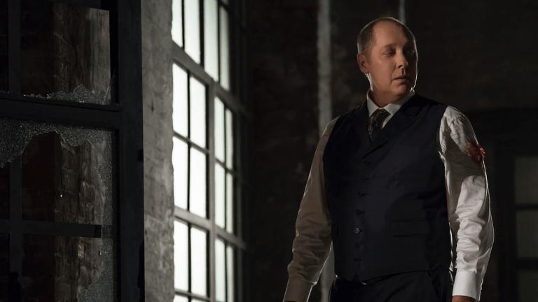 James Spader as Raymond Reddington in The Blacklist