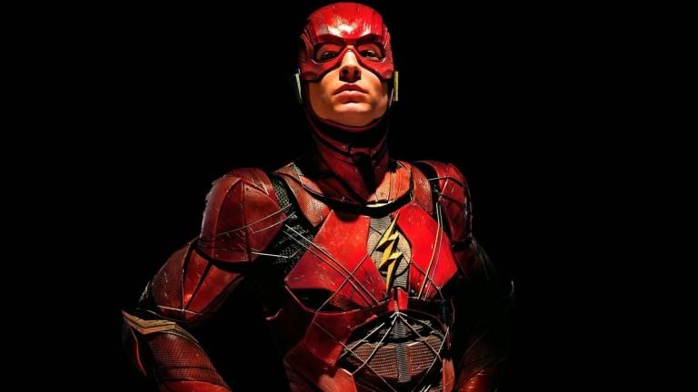 The Flash: Ezra Miller and Grant Morrison Writing Script