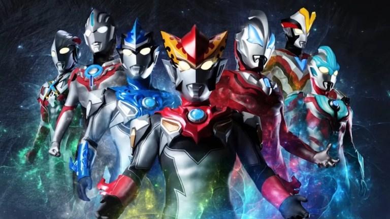 New Generation Ultraman Lineup